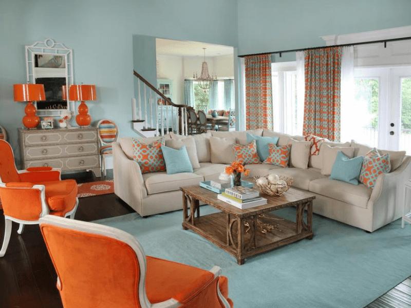 Kolor roku 2019 Pantone we salonie